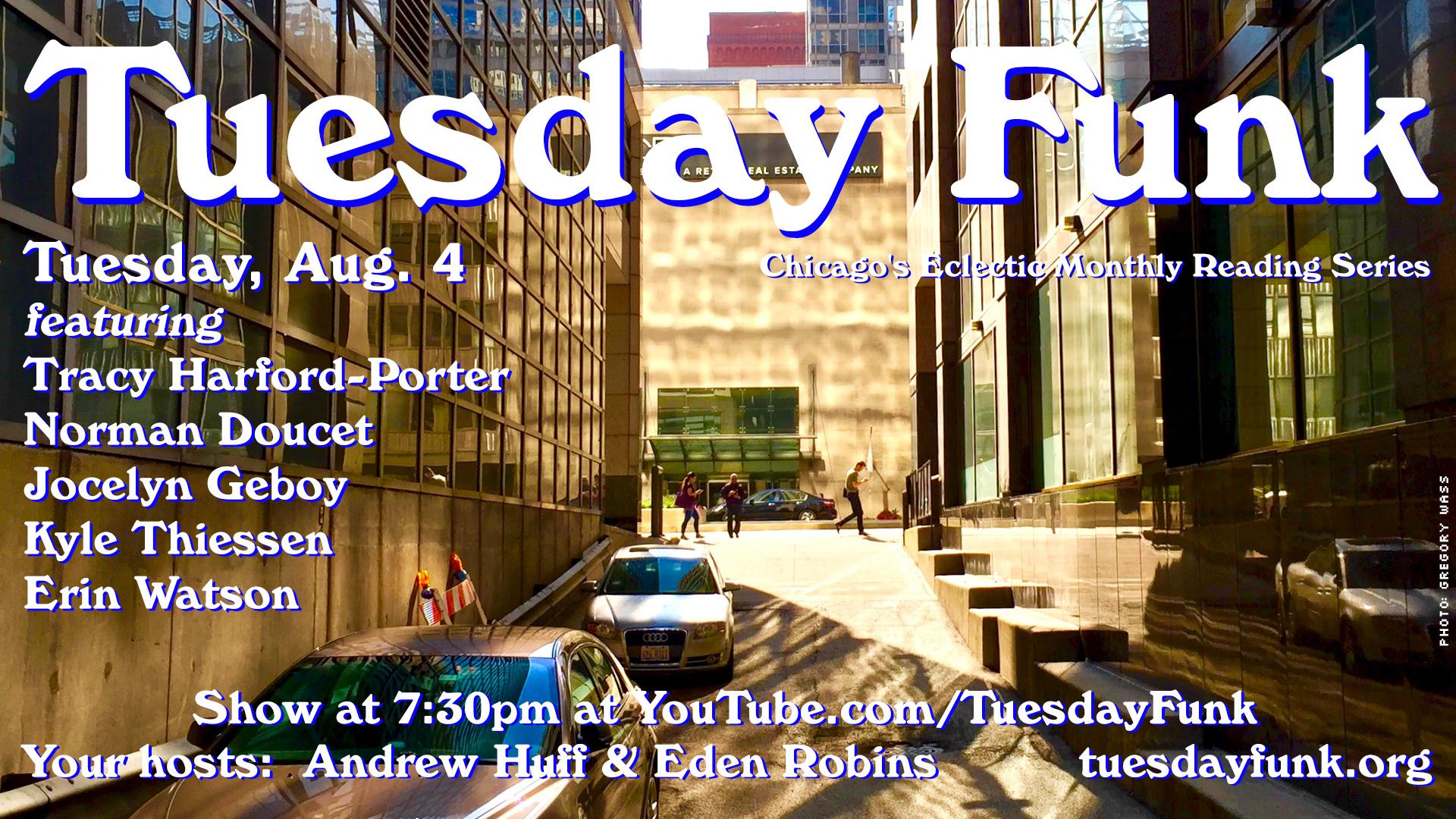Tuesday Funk #140 - Aug. 4, 2020