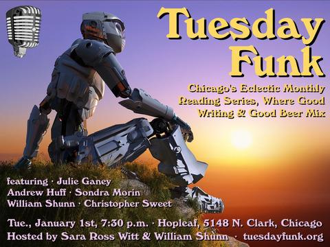 Tuesday Funk #52 (January 1, 2013)