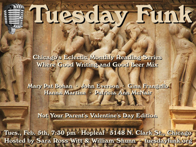 Tuesday Funk #54: Not Your Parents' Valentine's Day Edition (February 5, 2013)