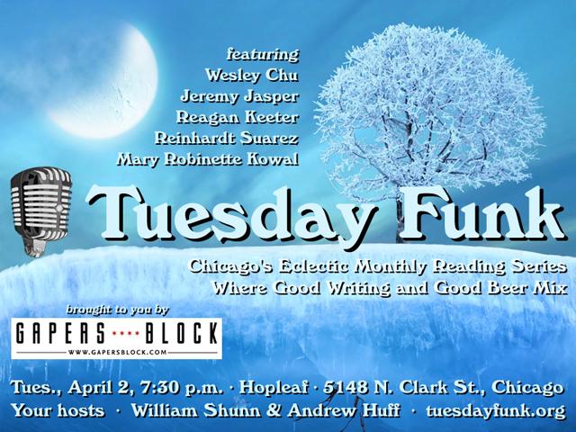 Tuesday Funk #56, April 2, 2013