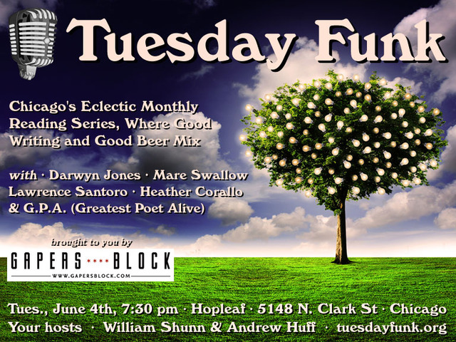 Tuesday Funk #58, June 4, 2013