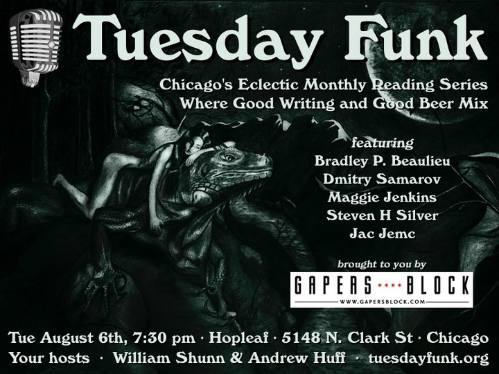 Tuesday Funk #60: August 6, 2013