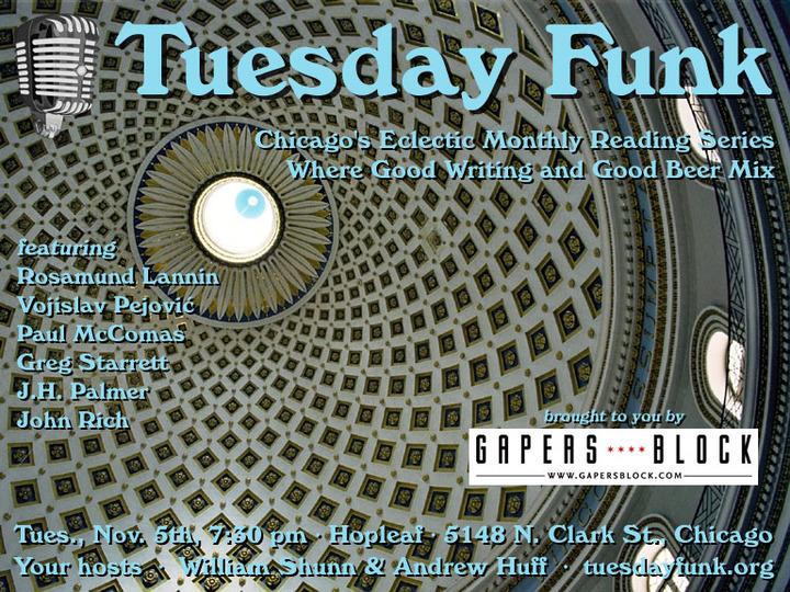 Tuesday Funk #63, November 5, 2013