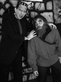 Paul McComas & Greg Starrett