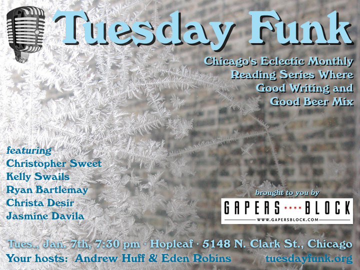 Tuesday Funk postcard for Jan. 7, 2014
