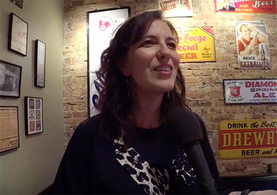 Coya Paz at Tuesday Funk, November 2016 - click to view - mousewheel to zoom