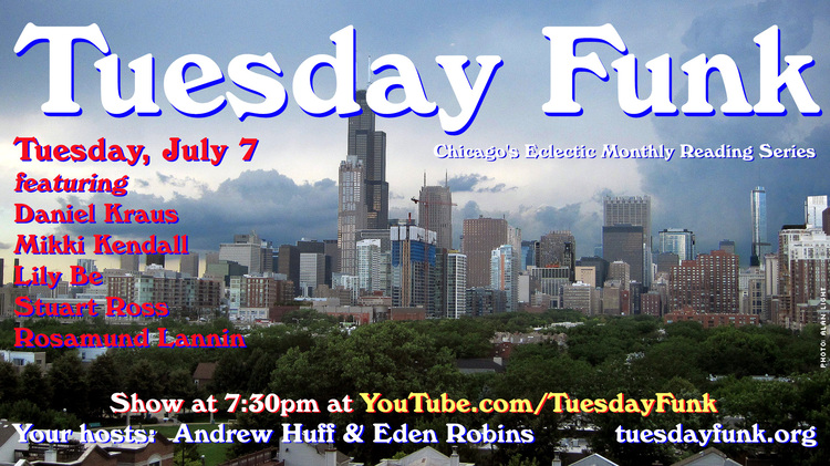 Tuesday Funk #139 - July 7, 2020 - click to view - mousewheel to zoom