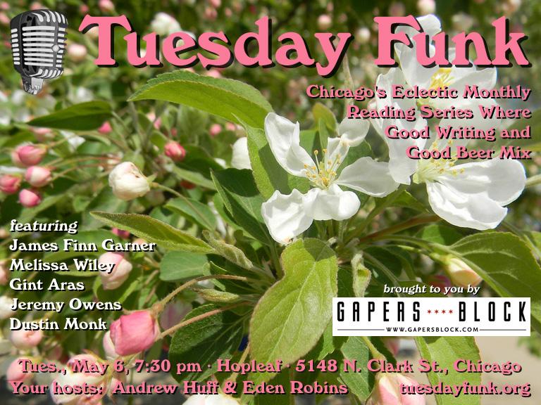 Tuesday Funk postcard May 6, 2014