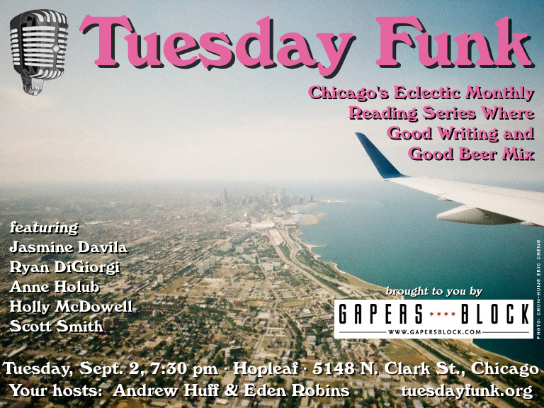 Tuesday Funk for Sept. 2, 2014