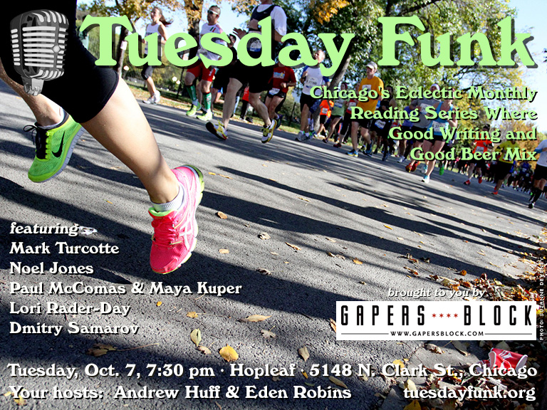Tuesday Funk for Oct. 7, 2014
