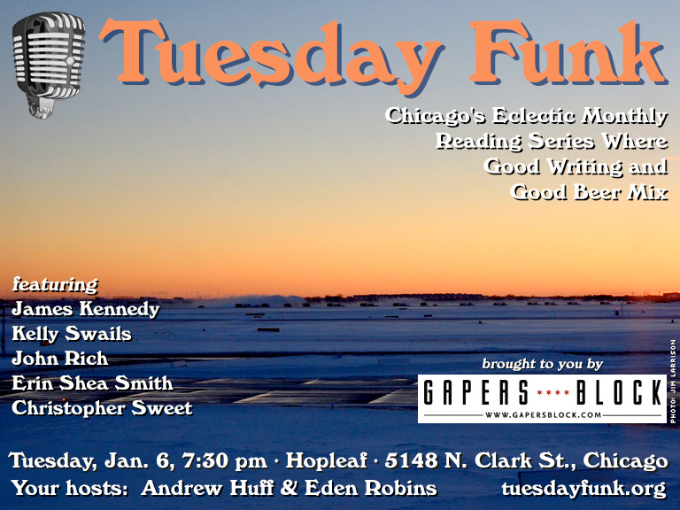 Tuesday Funk for Jan. 6, 2015