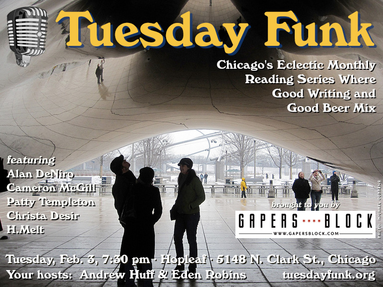 Tuesday Funk for Feb. 3, 2015