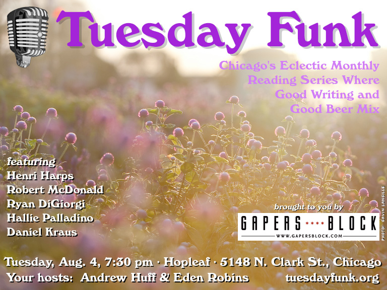 Tuesday Funk for August 4, 2015