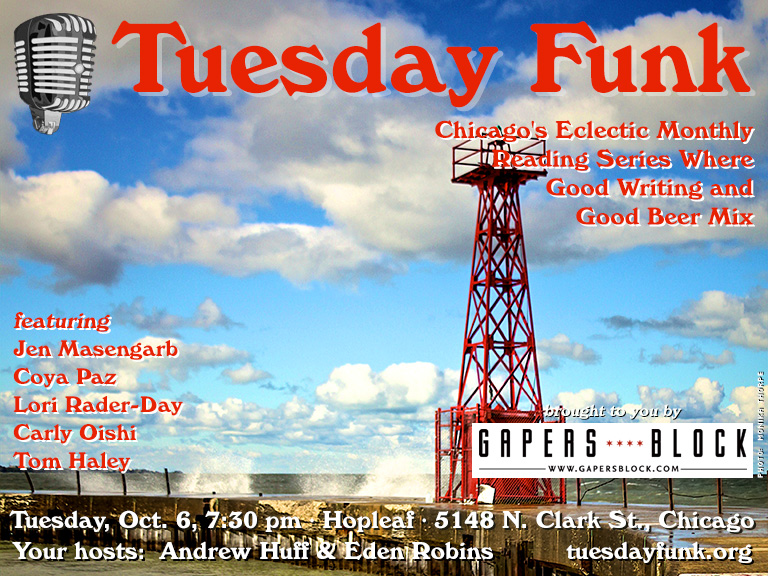 Tuesday Funk for October 6, 2015