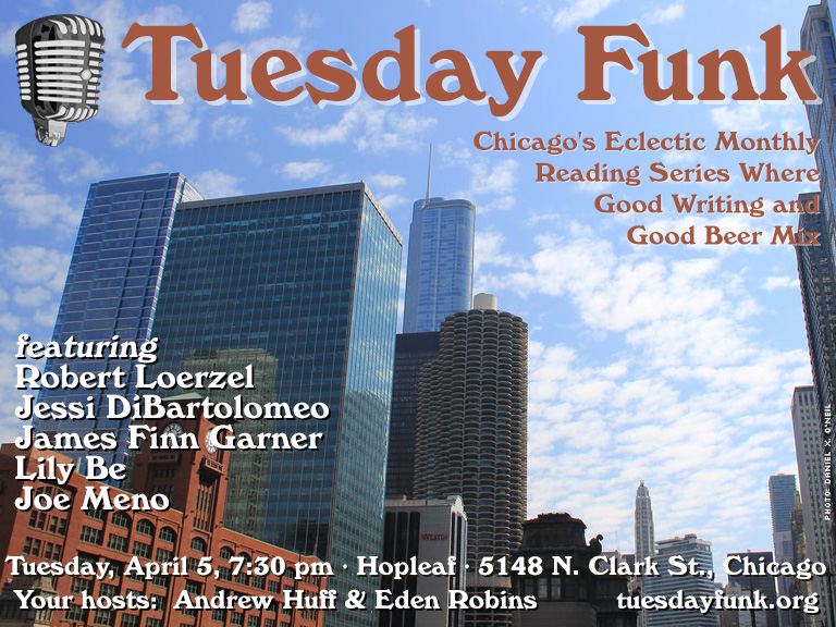 Tuesday Funk for April 5, 2016