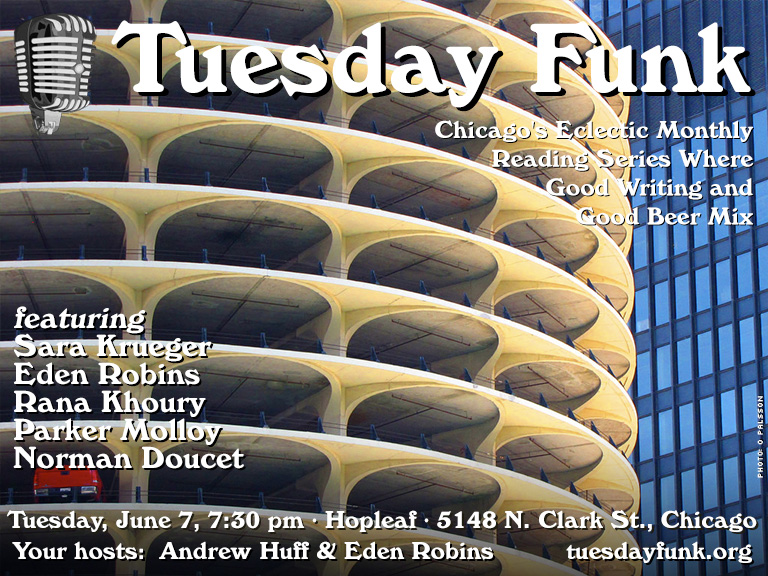 Tuesday Funk for June 7, 2016