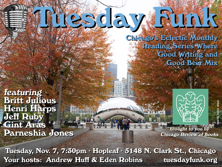 Tuesday Funk #110 - November 7, 2017
